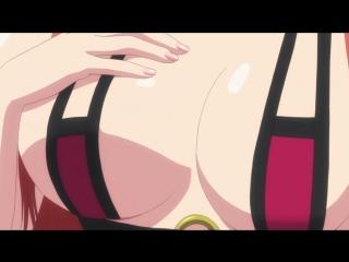 SHIZA Повседневная жизнь с девушкой-монстром / Monster Musume no Iru Nichijou TV - 5 серия MVO 2015