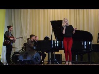 It's Too Darn Hot (Duke Elington) - Анастасия Пшокина-Каминская