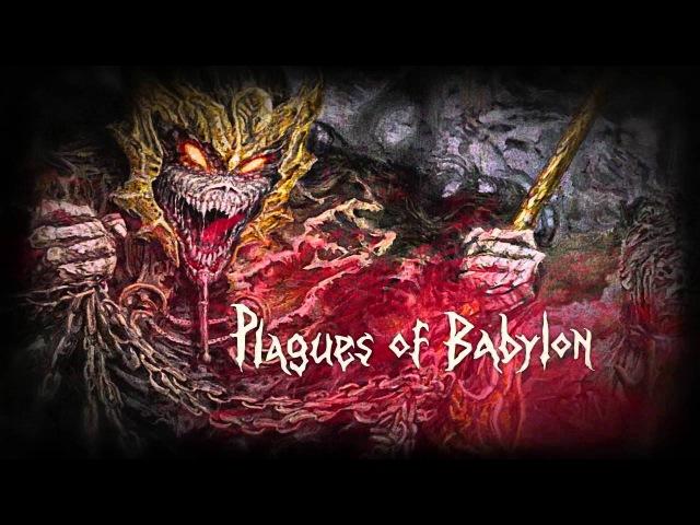 ICED EARTH Plagues Of Babylon Lyric Video