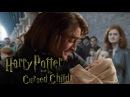 Гарри Поттер и Проклятое Дитя. Часть 1 - Русский Тизер-Трейлер 2018фанатский