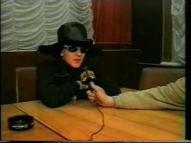 Накуренный Мистер Малой в Харькове 1996 год