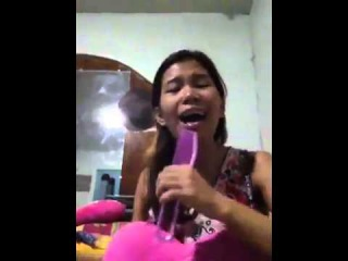 Filipina girl Sings Beyonce Dangerously in Love - Nails it