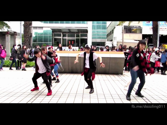 150308 BTS(방탄소년단) _ Boy in Luv Danger War of Hormone Dance Cover by DAZZLING from Taiwan