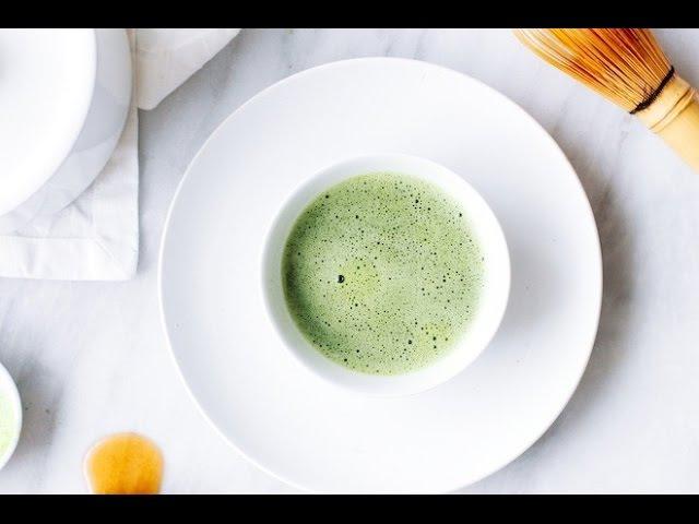 Готовим Green Matcha Latte   Slavabeautytips