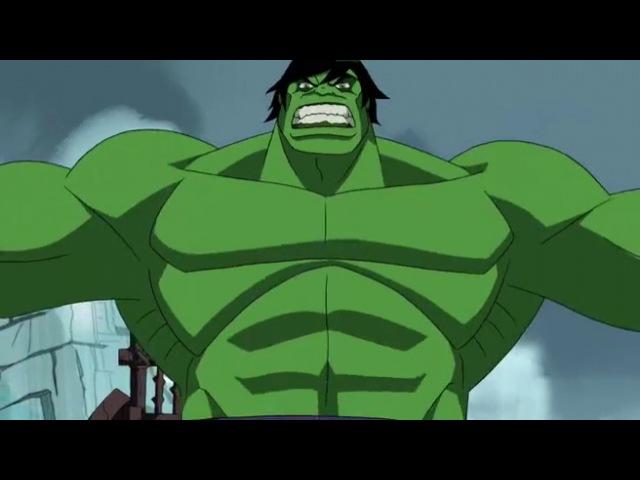 HD Мстители Величайшие Могучие герои Земли The Avengers Earth's Mightiest Heroes сезон 2 серия 26