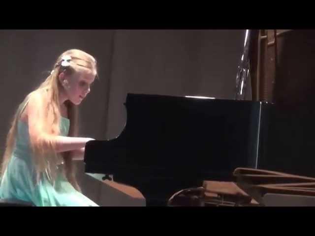 E Lecuona Malaguena Eva Gevorgyan 10 years