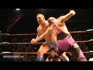 RevPro TV #16 feat: Doug Williams vs Jonny Storm