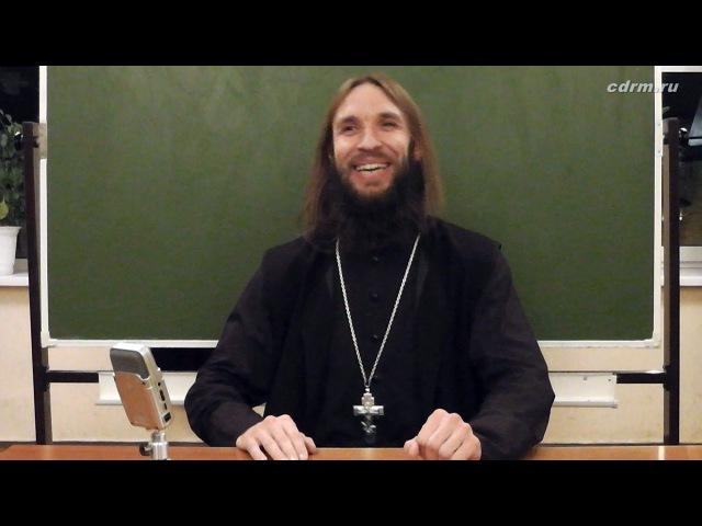 Священник Георгий Брылев-О приходской жизни, о служении рядового священника