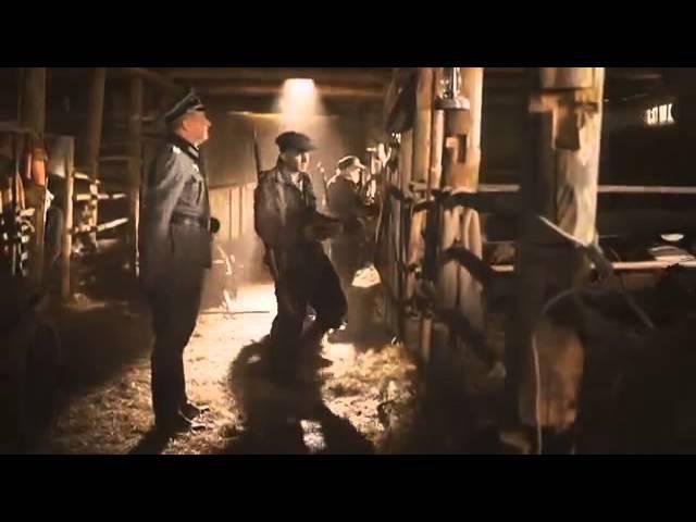 Фильм про войну Блиндаж 1 4 серия Военный фильм