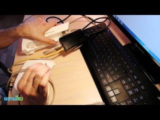 Внешняя беспроводная точка доступа WiFi Pharos от TP-LINK