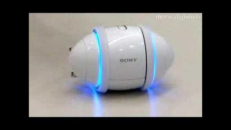 Sony Rolly in Motion Uncut Demonstration 2007 DigInfo