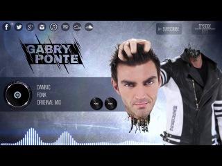 Gabry Ponte - #RobotizeMe - Episode