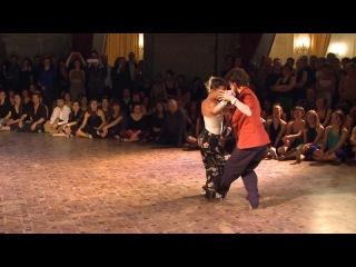 btf 2012 - Cecilia Garcia y Serkan Gokcesu - démo 1 - Concert Noble