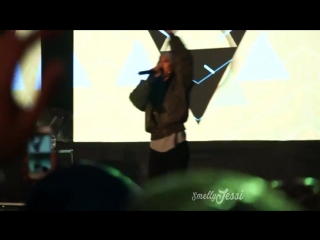 [29/10/15]jessi who is your mother? + me, myself and i + my type @ yongin university