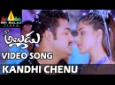 Naa Alludu Video Songs | Kandhi Chenu Kada Video Song | Jr.NTR, Shriya, Genelia | Sri Balaji Video