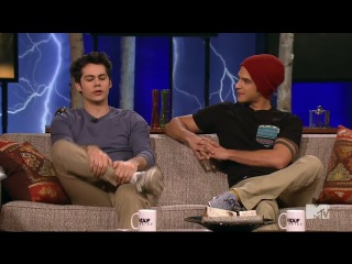 Teen Wolf |  | Wolf Watch (w/ Dylan O'Brien and Tyler Posey)