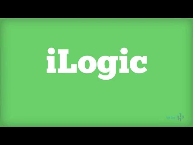 ILogic Autodesk Inventor Что это такое