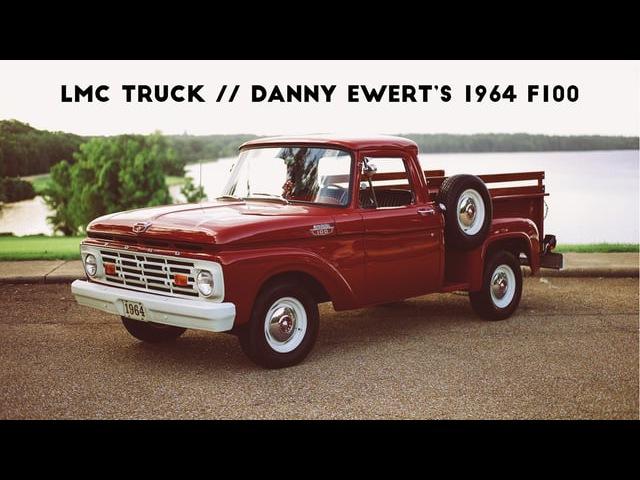 LMC Truck Danny Ewert