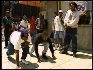 2Pac & John Singleton Foot Race (1994)
