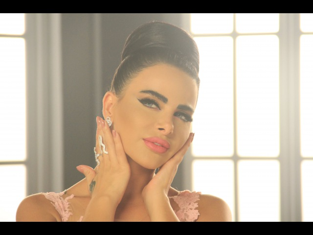 Layal Abboud - Mghanaj [ Music Video ] | ليال عبود - مغنج كليب