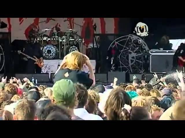 Slipknot (Live Big Day Out 2005)