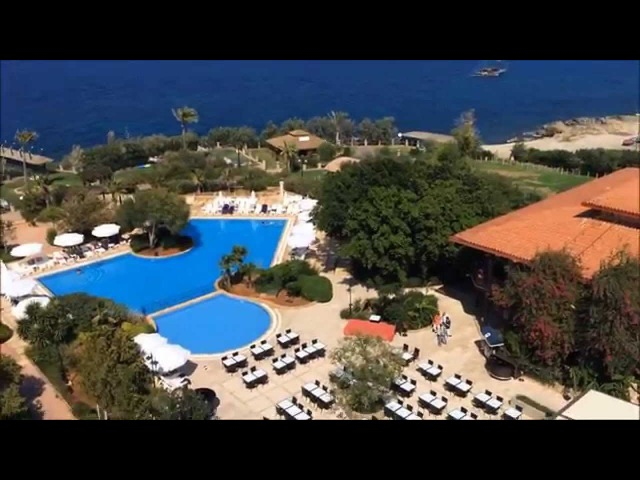 TravelVLOG♥Cyprus Hotel Merit Crystal Cove5* Один день со мной на отдыхе