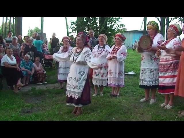 Кролевець Ансамбль Берегиня Berehynya folk ensemble Купала Гайове урочище Krolevets 2015