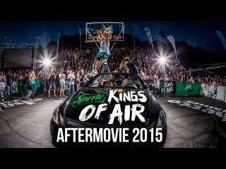 The most insane dunk contest in the world | Sprite Kings of Air 2015 aftermovie