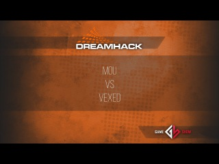 DreamHack Open Cluj-Napoca 2015 Qualifier at DreamHack Open Stockholm : Mou vs. Vexed
