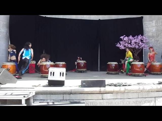 Japan Day @ Central Park 2014 Cobu