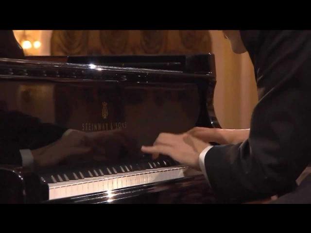 Даниил Трифонов С.Прокофьев Концерт 1 для ф-но