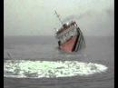 крушение теплохода CRASH OF THE SHIP