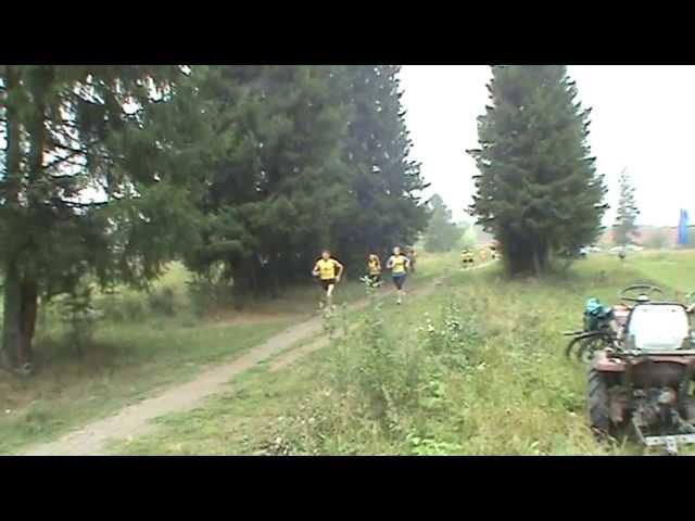 Пробег Трубинова 2013