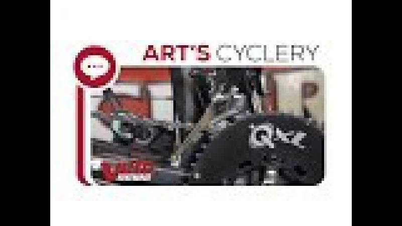 Ask a Mechanic Oval Chainring Front Derailleur Setup