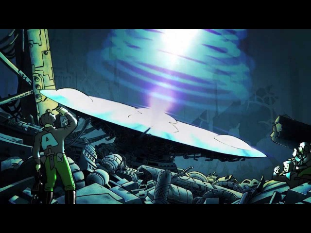 THE INCAL movie trailer