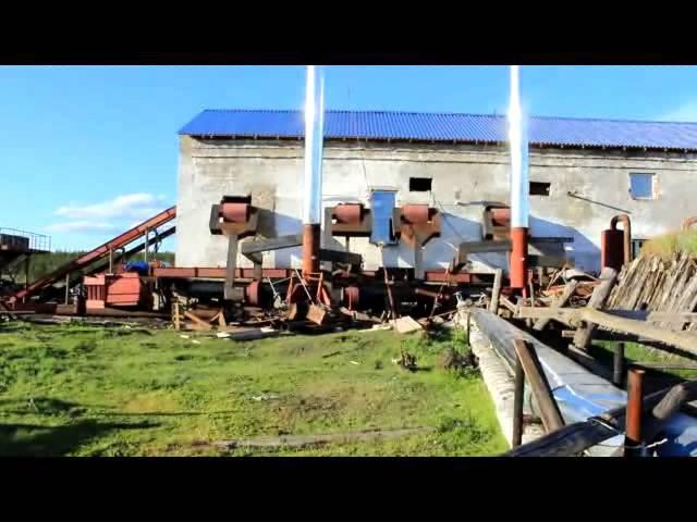 Недоделанная котельная в селе Сылан Чурапчинского района 1