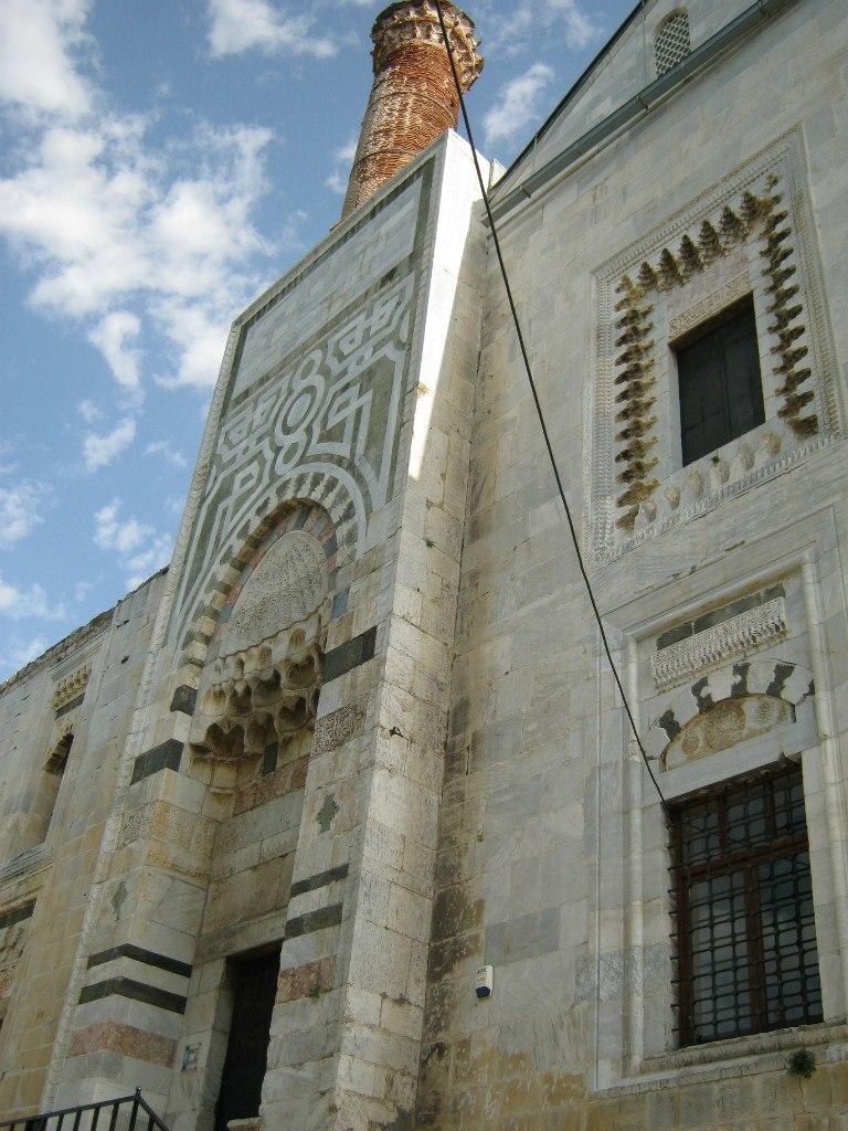 Мечеть Улу в Сельчук