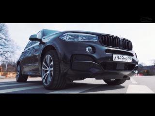 (EA7) Тест-драйв от Давидыча BMW X5 M 50D