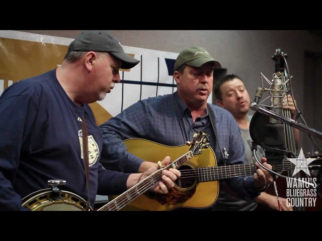 Russell Moore IIIrd Tyme Out - Take Me Home Country Roads [Live at WAMUs Bluegrass Country]