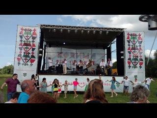 Konsonans retro Этно-Эко фестиваль с.Ивашково Кодыма #2