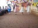 Танец с обручами старшая группа ДНЗ Выпуск-2015