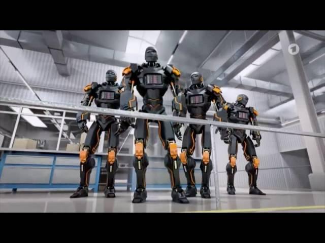 Schichtwechsel - Die Roboter übernehmen | Die Story im Ersten