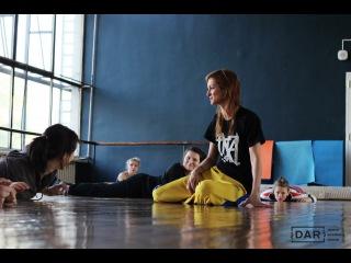 Dance Academy Russia: Contemporary Jazz с Юлей Плотниковой