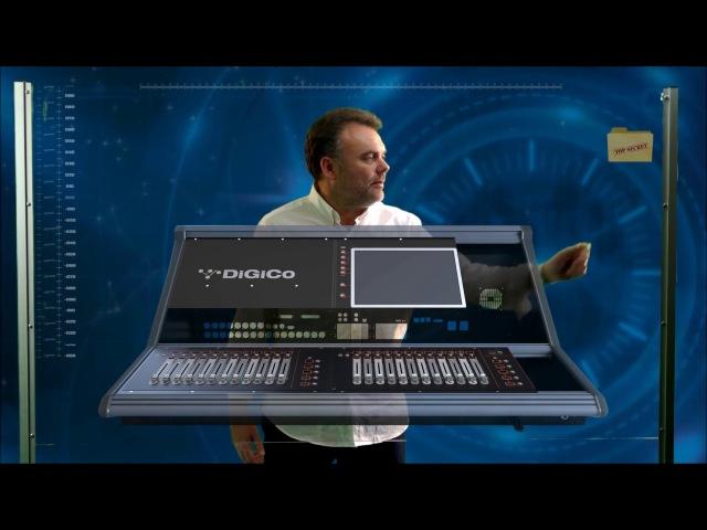 DiGiCo SD12 Launch Video