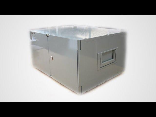 Флэшка объемом в 50 МБ, весом 25 кг и стоимостью около $60 тысяч.