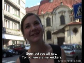 Czech streets 139 (publicagent, casting, czechav, blowjob, cumshot, amazing, porn, hardcore, real sex, pov, чешское порно)