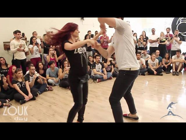 Baila Mundo - Bruno Galhardo e Larissa Thayane (Zouk Day Congress 2016)