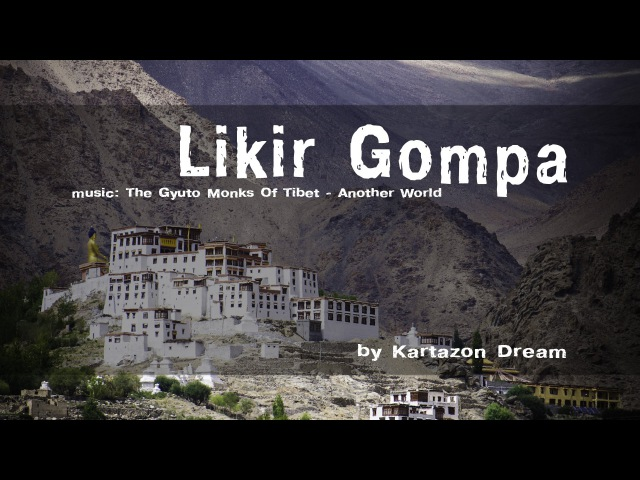 Likir Gompa Monasteries of Ladakh