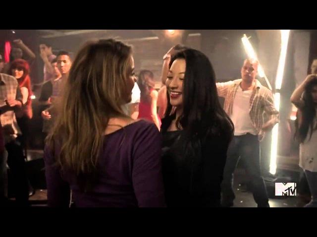 Танец Малии и Киры Оборотень Волчонок Teen Wolf 4 сезон 1 серия