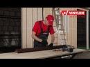 Установка вертикальных аксессуаров VINYLON - Сайдинг монтаж своими руками
